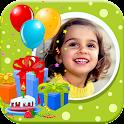Animated Birthday Frames icon