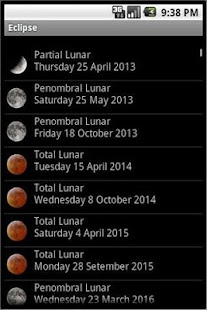 Eclipse Calculator - screenshot thumbnail