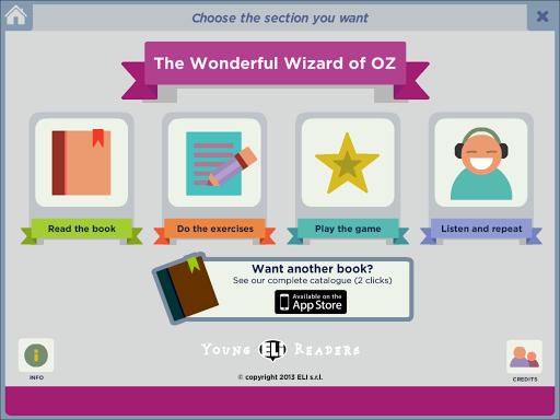 The Wizard of OZ - ELI