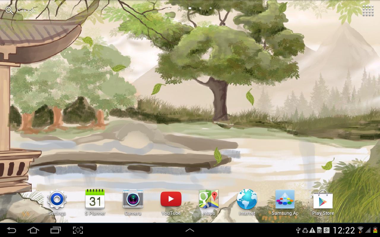 Japanese garden wallpaper - Japanese Garden Wallpaper Lite Screenshot