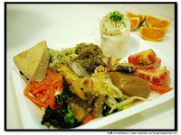 觀音素食歐式自助餐