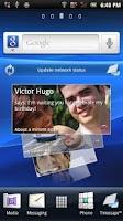 Screenshot of Orkut Timescape™