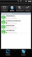 Screenshot of GFI MAX RemoteManagement