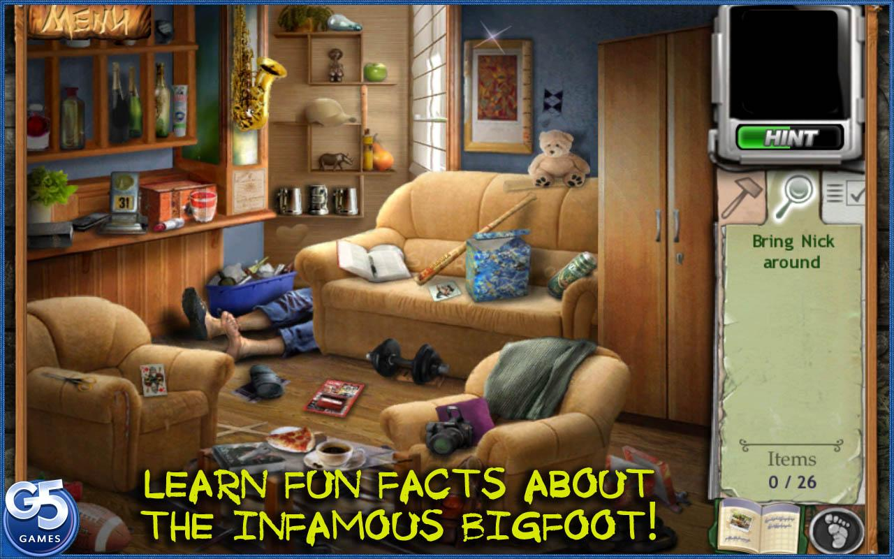 Bigfoot: Hidden Giant- screenshot