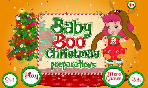 寶寶噓聖誕節準備