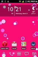 Screenshot of Circles Free Live Wallpaper