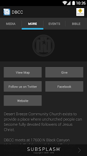 Desert Breeze Community Church - screenshot thumbnail