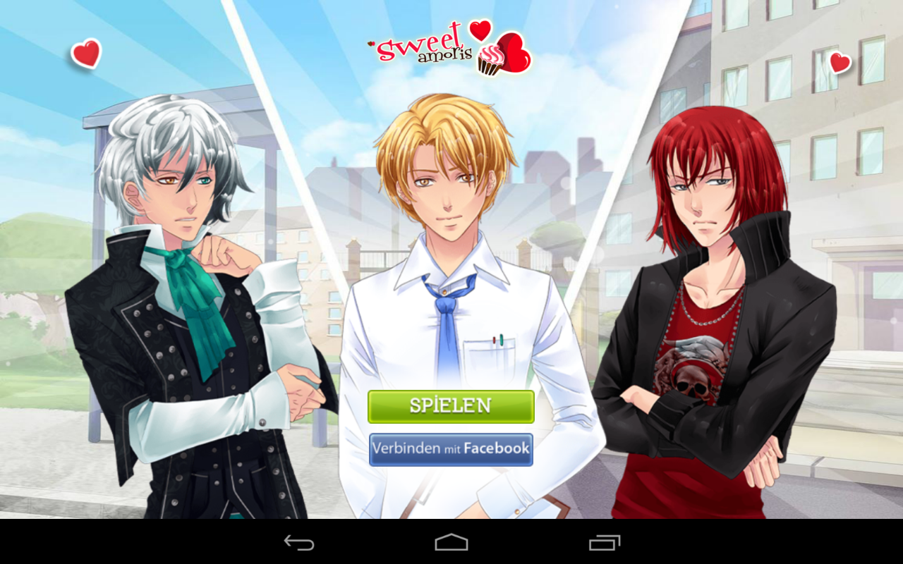 Online flirtspiel anime
