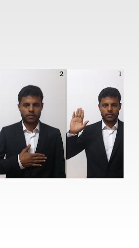 玩免費教育APP|下載لغة الإشارة العربية app不用錢|硬是要APP