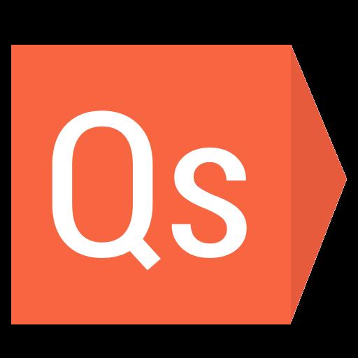 QuickScroll demo 程式庫與試用程式 App LOGO-硬是要APP