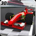 Hot Pursuit Formula Racing 3D icon