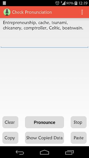 Check Pronunciation Free