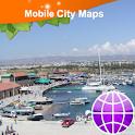 Cyprus Street Map logo