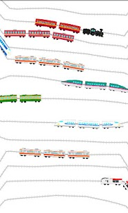 Happy trains! for Young kids- screenshot thumbnail