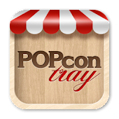 Popcon tray - Popup control..