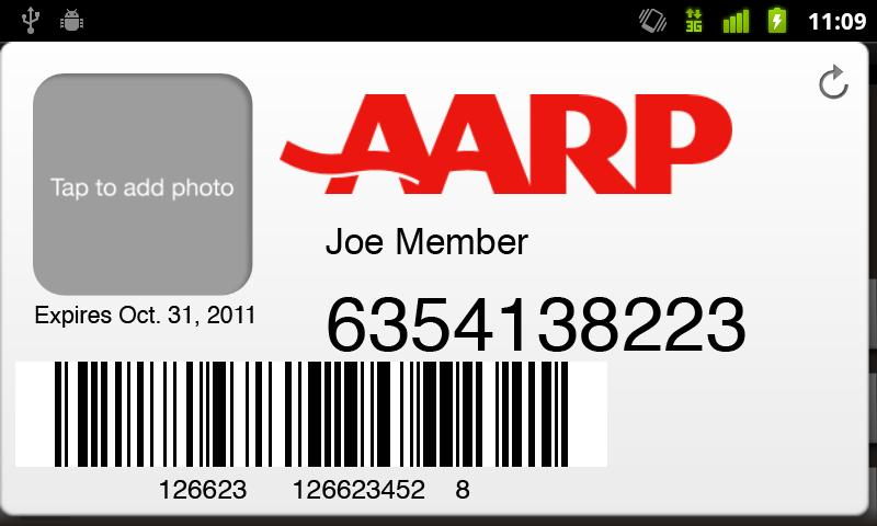 AARP- screenshot