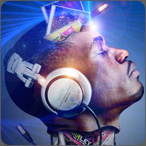 音樂必備App|DJ Kurupt LOGO-綠色工廠好玩App