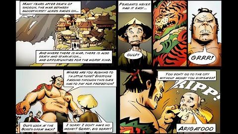 Samurai II: Vengeance THD Screenshot 6