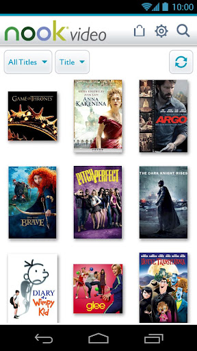 NOOK Video – Watch Movies TV
