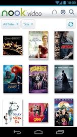 NOOK Video – Watch Movies & TV Screenshot 1