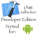 iOS Jailbroken Developer icon