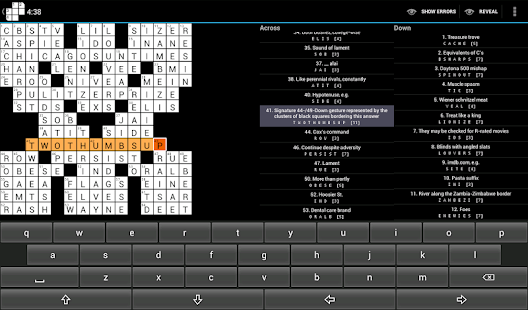 Words With Crosses- screenshot thumbnail