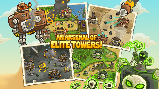 Kingdom Rush Frontiers - screenshot thumbnail