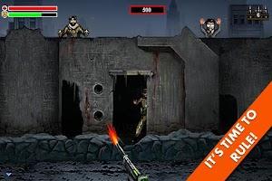 Screenshot of Border War Enemy Territory