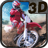 Dirt Bike Desert 3D Race Ride