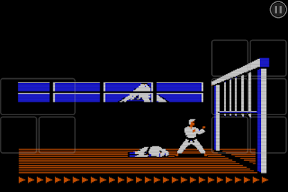Karateka Classic Screenshot 4