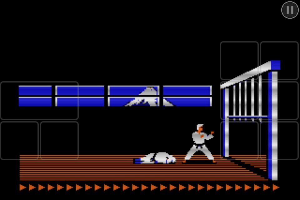 Karateka Classic screenshot #4