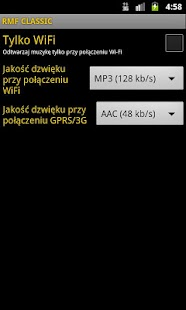 RMF CLASSIC - screenshot thumbnail