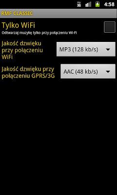 RMF CLASSIC - screenshot