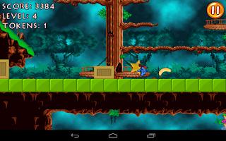 Screenshot of Ninja Jumper