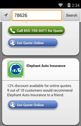 Cheap Car Insurance  screenshots 2