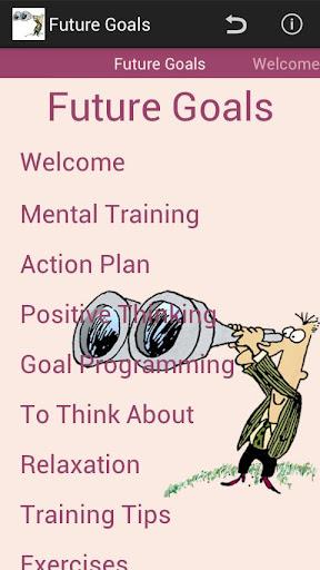 Future Goals