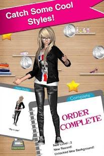 Style Me Girl: Free 3D Dressup- screenshot thumbnail