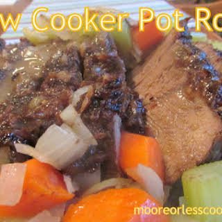 Beef Arm Roast Crock Pot Recipes.