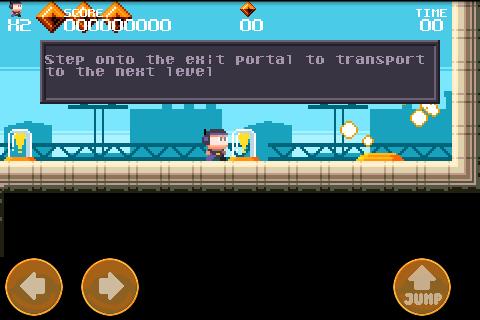 Meganoid FREE screenshot #11
