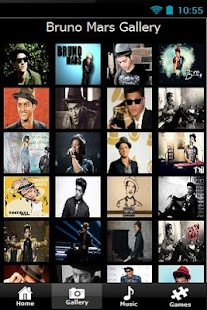 Bruno Mars Pictures And Songs - screenshot thumbnail