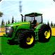 トラクター駐車場マニア:農場