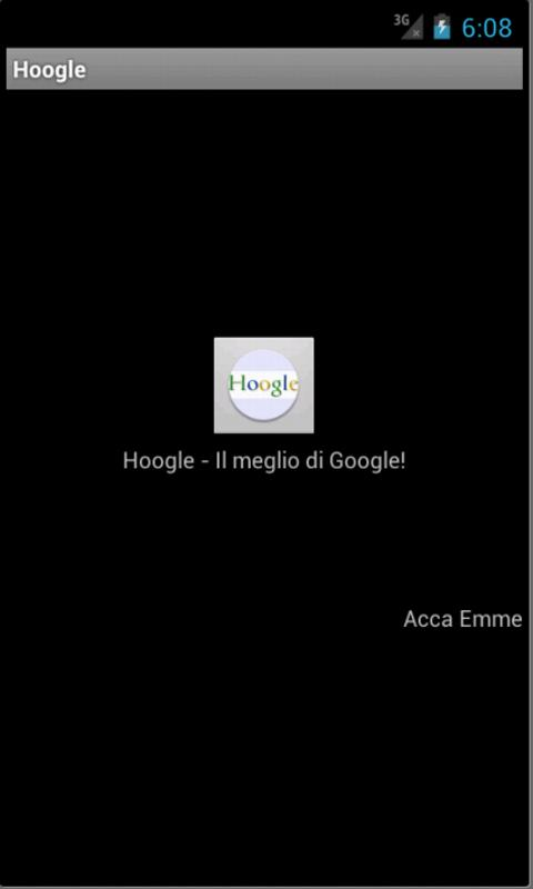 Hoogle - screenshot