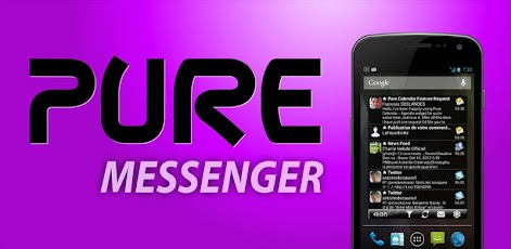 Pure messenger widget - Android Mobile Analytics and App Store Data