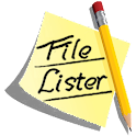 File Lister icon