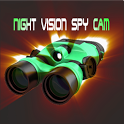 Night vision spy cam free icon