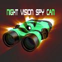 Night vision spy cam free icon