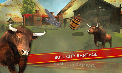 Bull City Rampage - 3D Game