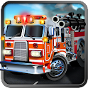 3D Fire Truck Simulator HD icon