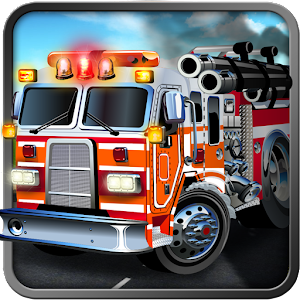 3D Fire Truck Simulator HD for PC and MAC