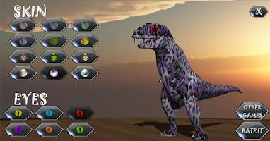 Screenshot of Dino Dance